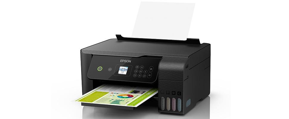 Nieuwe Epson EcoTank-printers zijn compacter