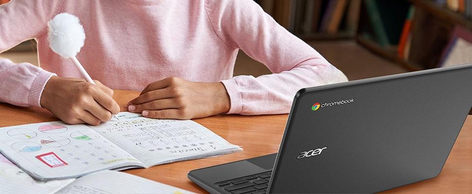 Verkoop laptops afgelopen maanden haast verdubbeld
