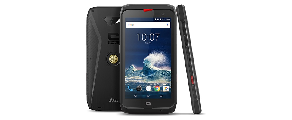 Crosscall Action X3: extra stevige smartphone