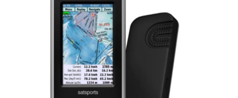 Navigatie voor de buitensporter