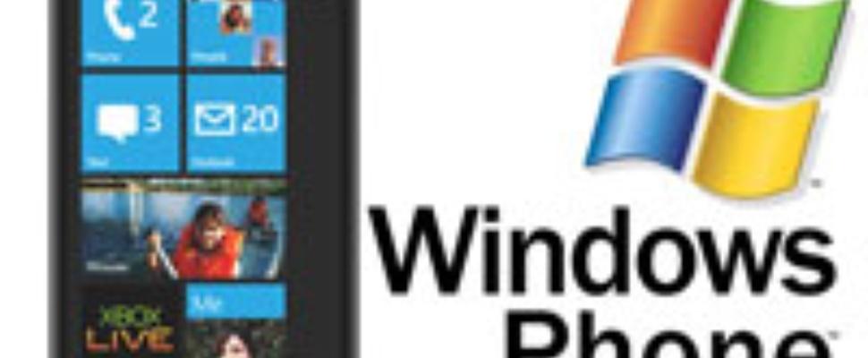 Windows Phone 7 verkoopt traag