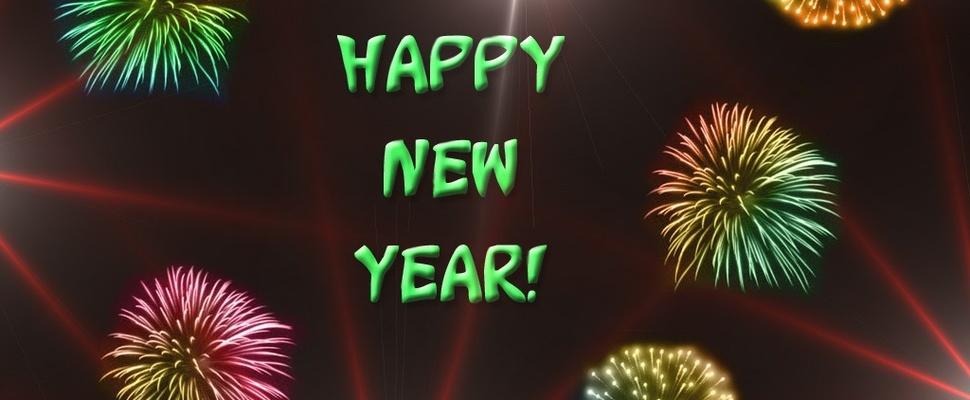 De redactie wenst u een gelukkig 2010!