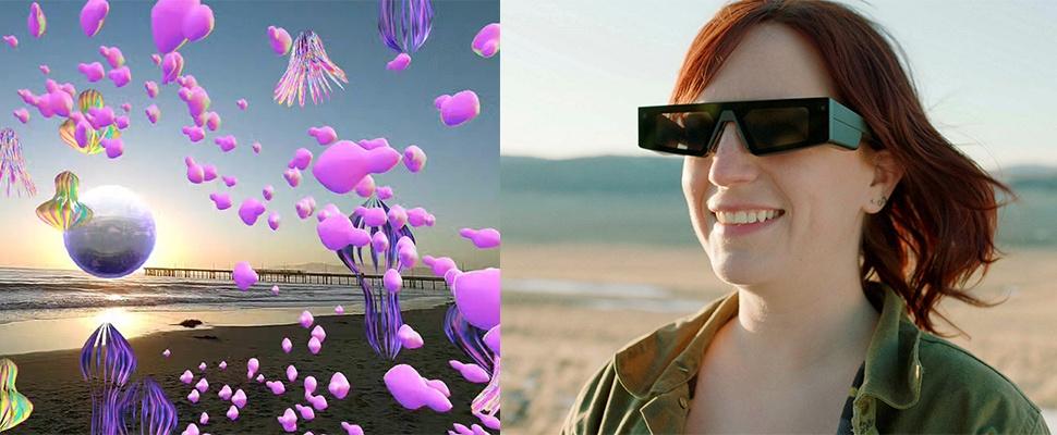 Spectacles AR-bril: Blik verruimen met augmented reality