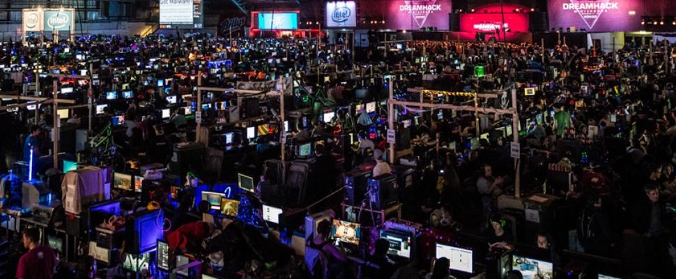 Grootste LAN-party aller tijden gehouden