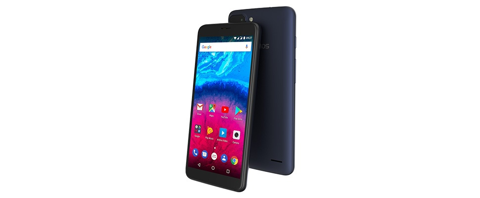 Archos Core 55S: Spotgoedkope 18:9-smartphone