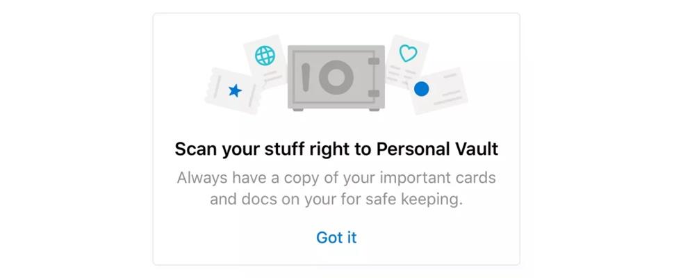 OneDrive-mappen extra te beveiligen met Personal Vault-functie