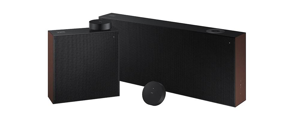 Samsung brengt VL350- en VL550-speakers uit