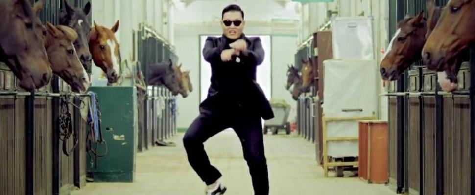 Gangnam Style te populair voor YouTube