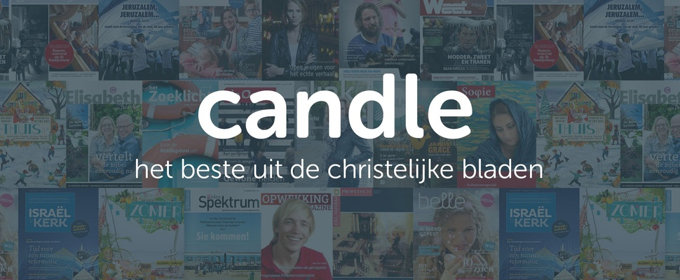 Onbeperkt christelijke artikelen lezen met Candle