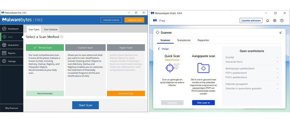Malwarebytes 4.0 met nieuwe interface nu te downloaden