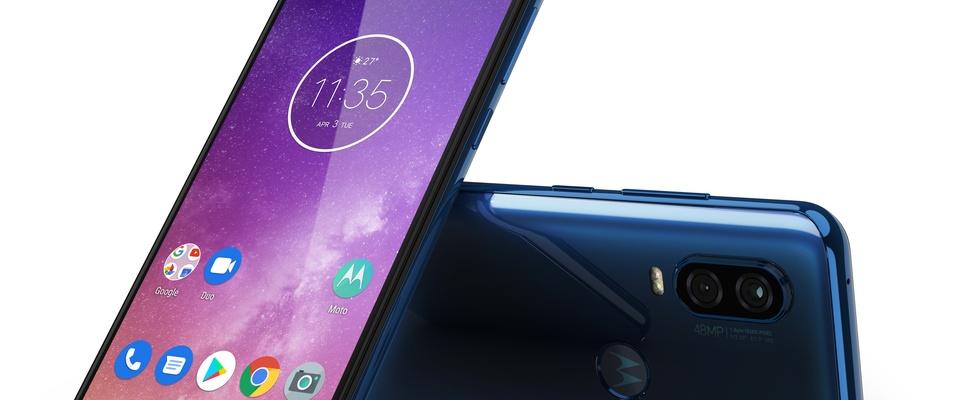 Budgetsmartphone Motorola One Vision aangekondigd