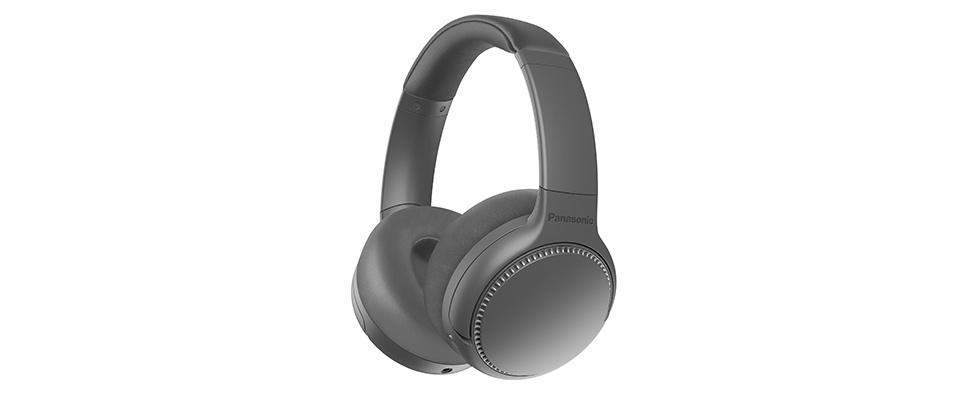 Panasonic RB-M700B-koptelefoon trilt mee met bas