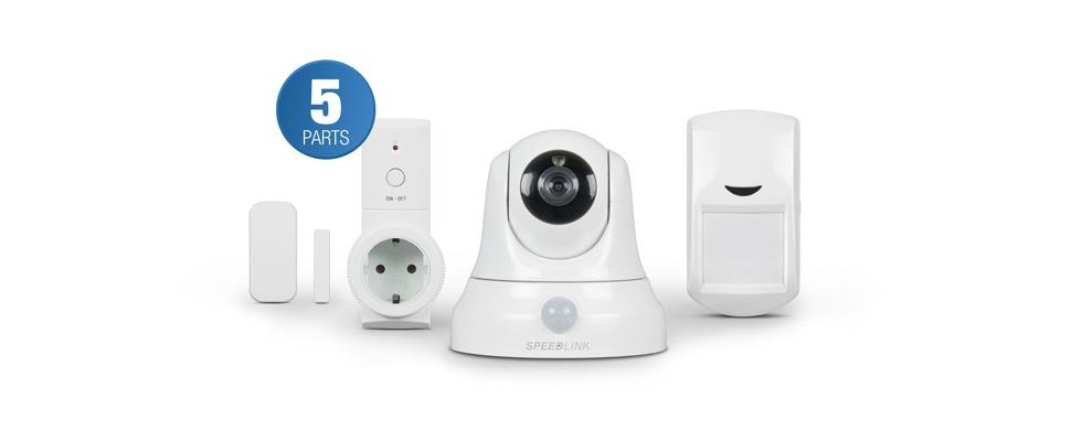 Home Security Kit helpt bij opzetten slim huishouden