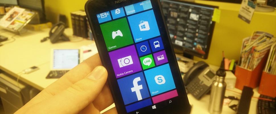 Zo installeer je Windows 10 op een smartphone