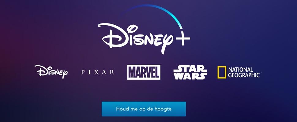Netflix-concurrent Disney+ komt ook naar Nederland