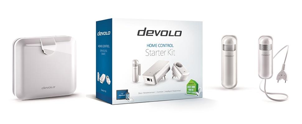 Win een devolo Home Control Starter Kit plus uitbreidingen
