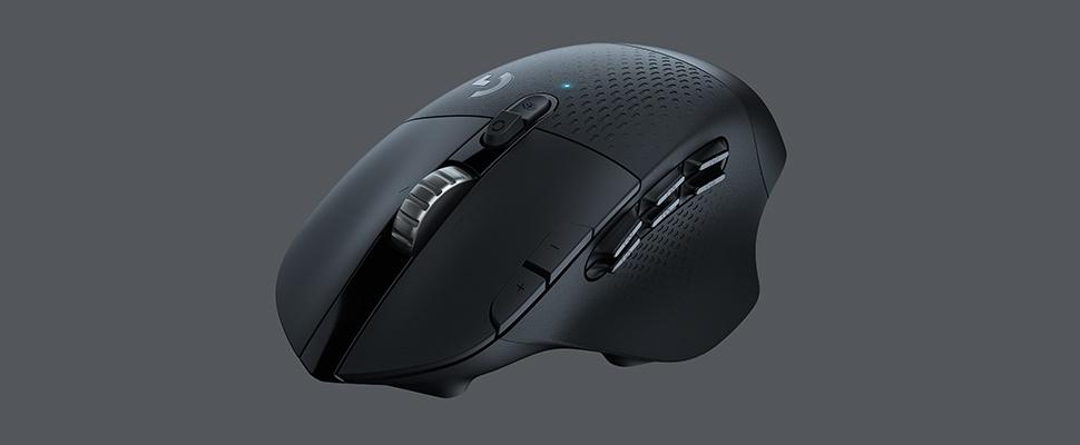 Logitech G604 Lightspeed-muis heeft 15 knoppen