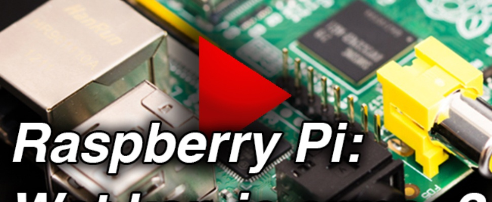 Video – Raspberry Pi: wat kun je ermee?