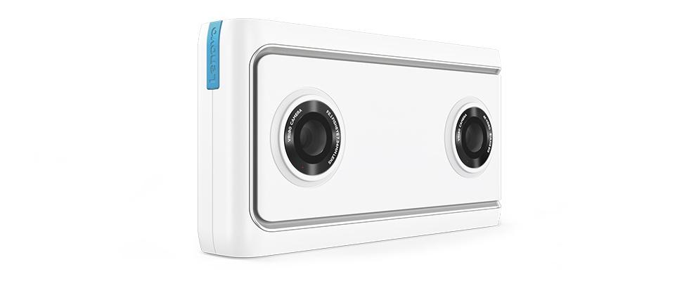 Lenovo Mirage Camera maakt 180-graden-foto's