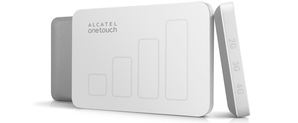 Overal wifi met de Wifilink van Alcatel Onetouch