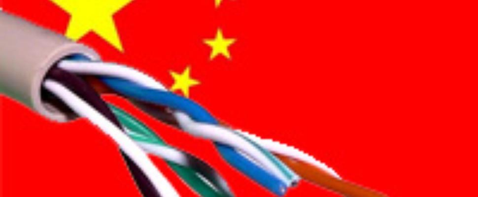 3G neemt vlucht in China