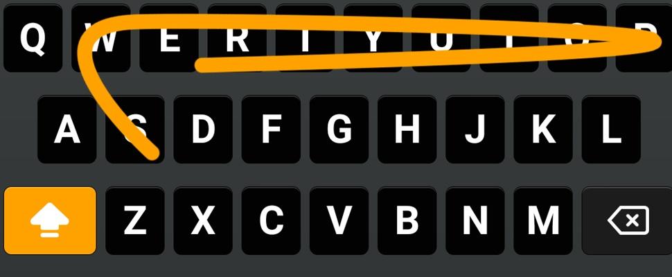 Toetsenbord-app Swype niet meer te downloaden