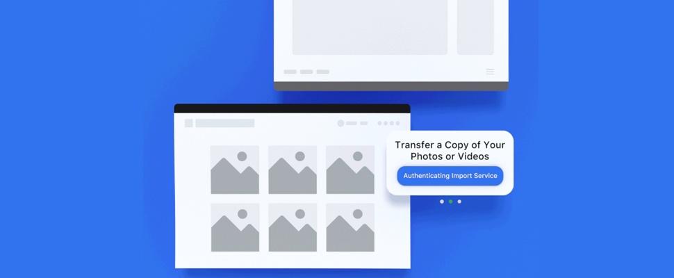 Facebook ontwikkelt tool voor overzetten foto's