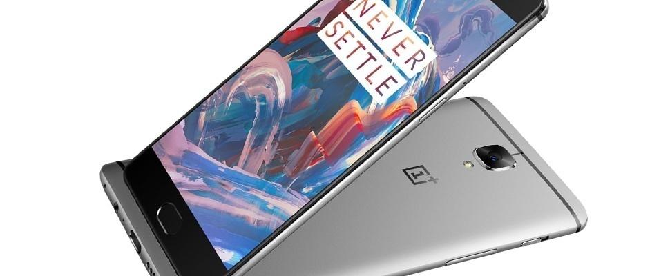 OnePlus 5 lanceert in de zomer