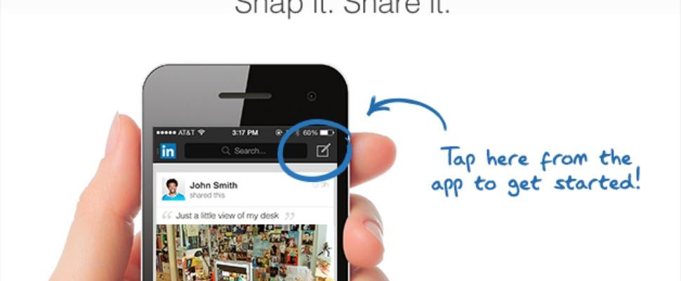 LinkedIn wil dat je meer professionele foto's uploadt