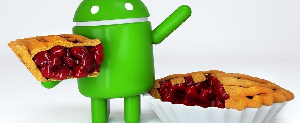 Nieuwe Android-versie heet Pie