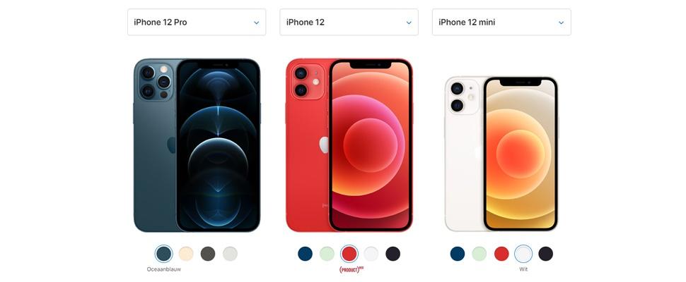 'Telkens minder vraag naar kleine smartphones'