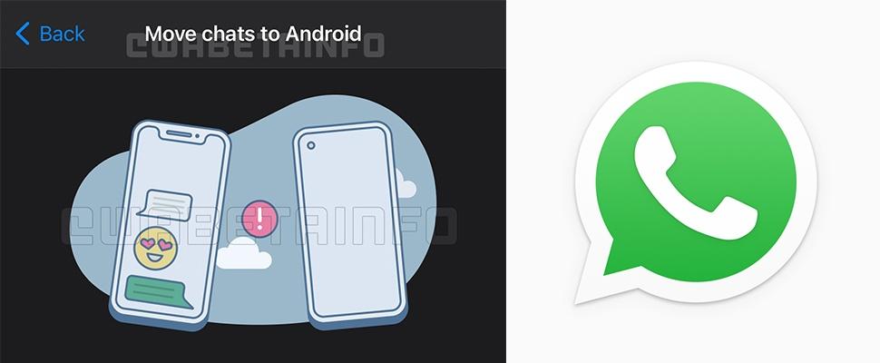 WhatsApp-chats overzetten van iOS naar Android zit in testfase