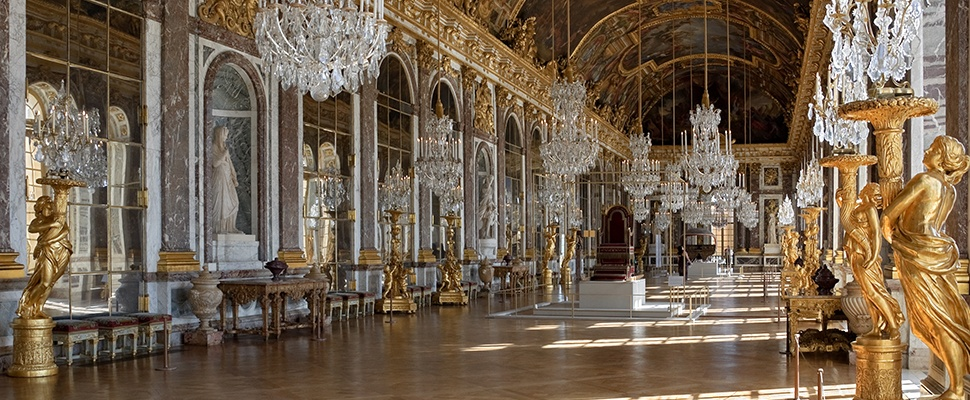 Kasteel van Versailles in virtual reality te bezoeken