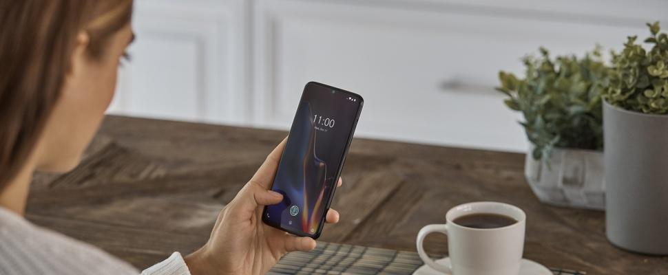 OnePlus 6T officieel aangekondigd