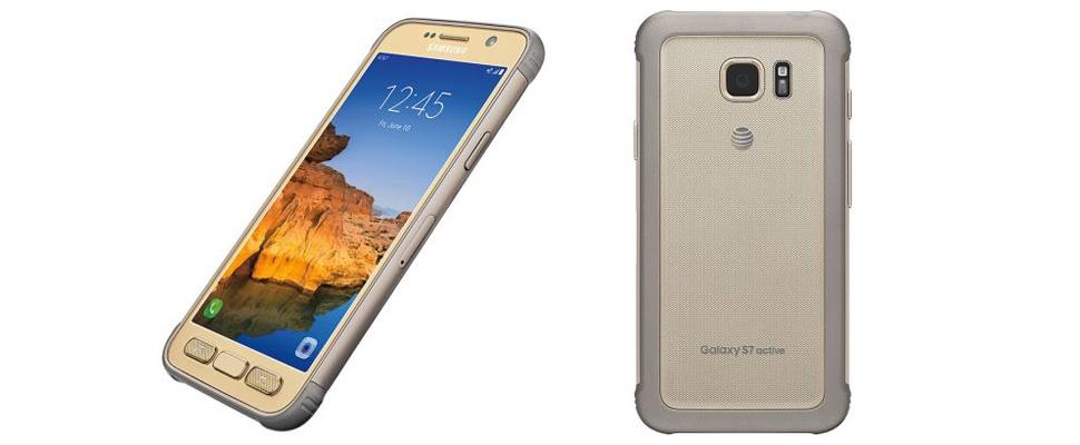 Samsung kondigt eindelijk Galaxy S7 Active aan