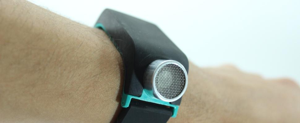 Sunu Band is smartwatch voor blinden