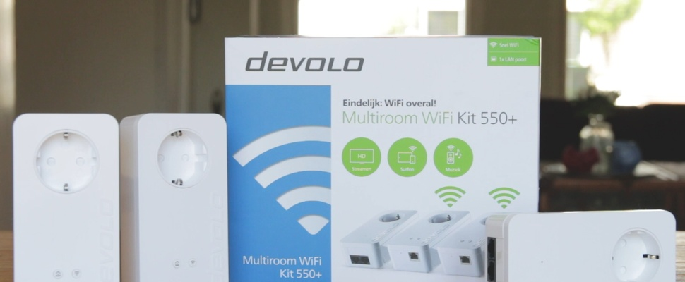 Devolo Multiroom Wifi Kit 550 Computer Idee