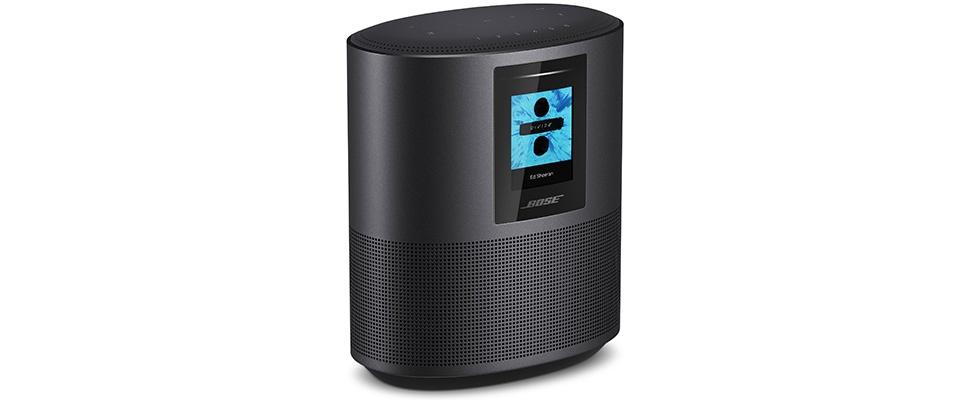Bose Home Speaker 500 ondersteunt Alexa
