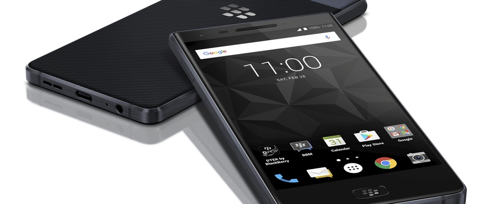 Review: BlackBerry Motion