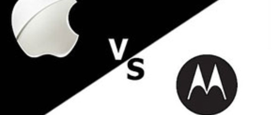 Motorola wint patentzaak tegen Apple