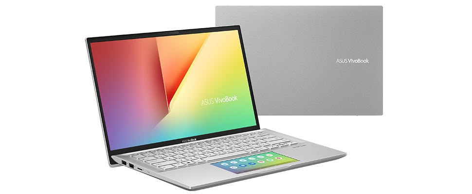 Asus VivoBook S14 en S15 hebben tweede scherm