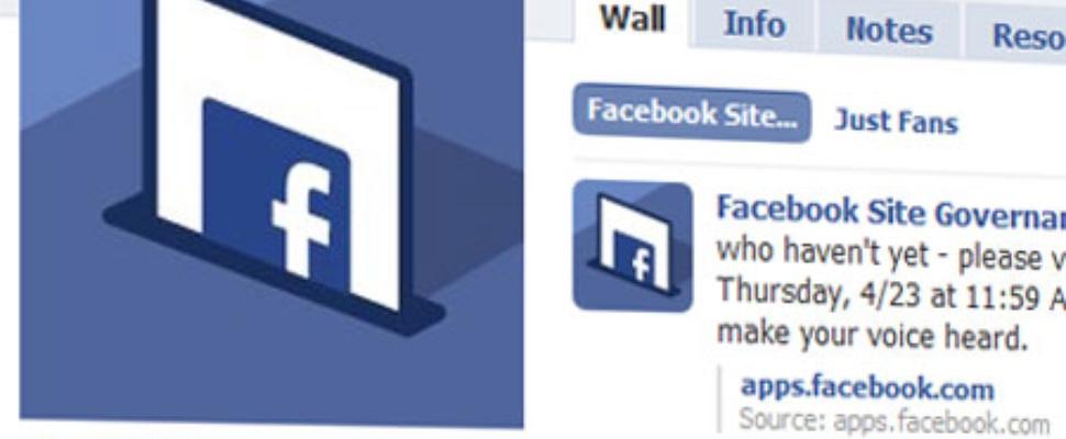 Facebook-gebruikers beslissen over privacy