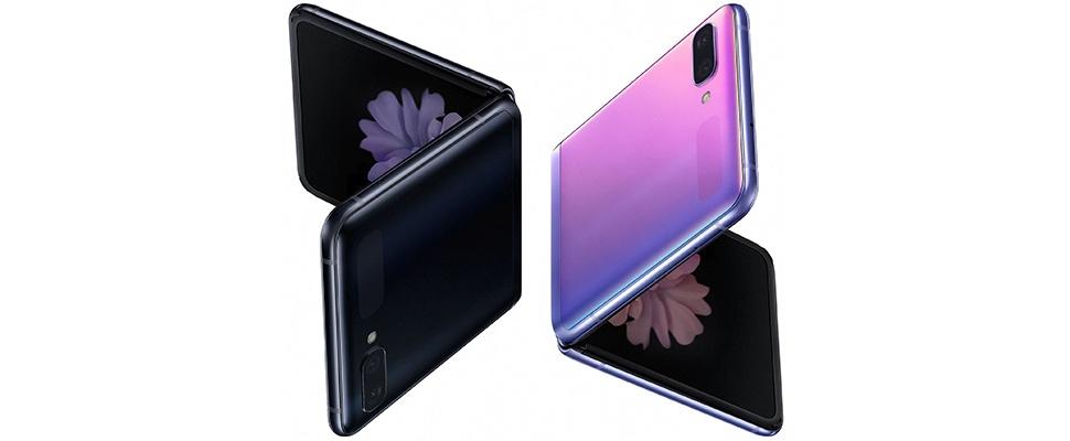 Samsung Galaxy Z Flip specificaties en afbeeldingen gelekt