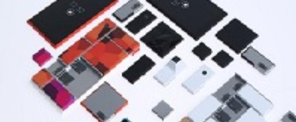 Motorola komt met modulaire smartphone