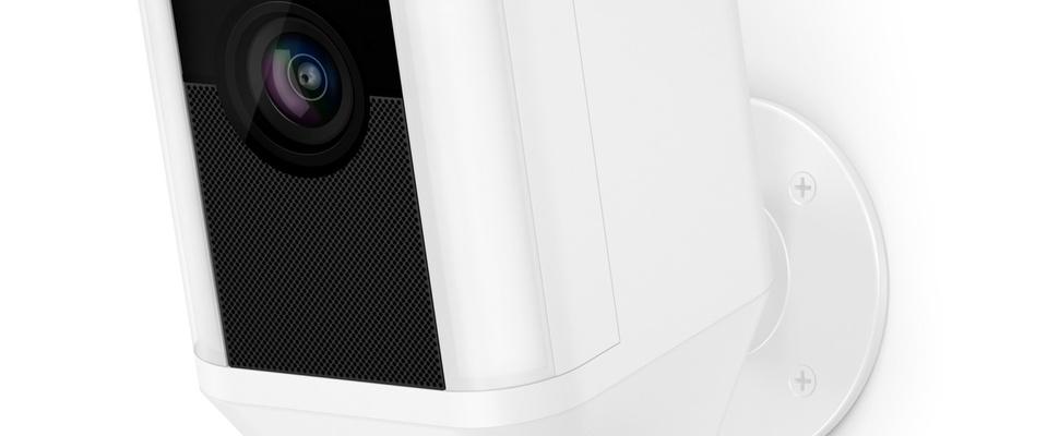 Review: Ring Spotlight Cam