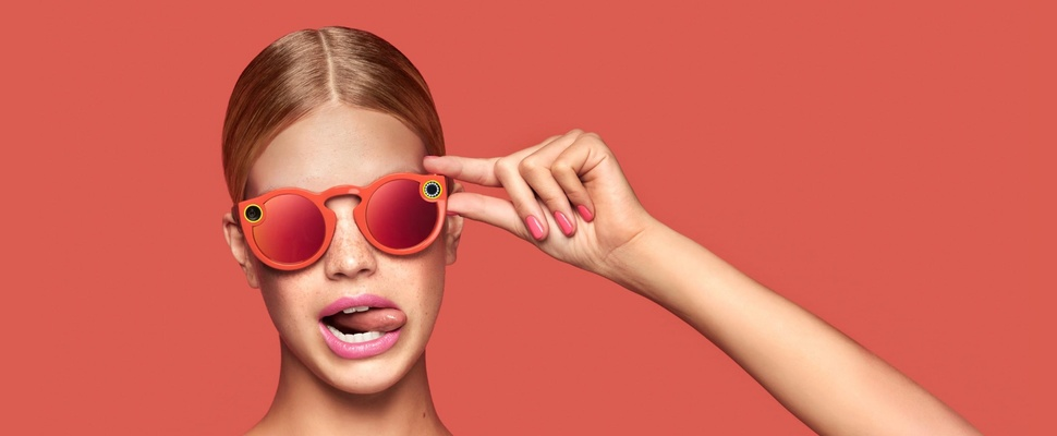 Snapchat-bril Spectacles nu ook in Nederland