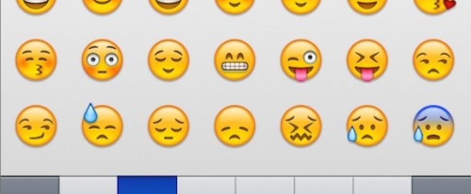 Emoji Te Racistisch Computer Idee