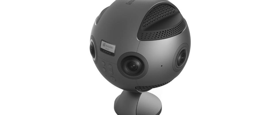 Insta360 Pro-camera vult Google Maps aan