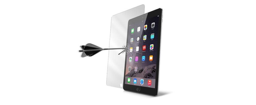 Cellularline biedt dubbelglas voor iPad Air 2