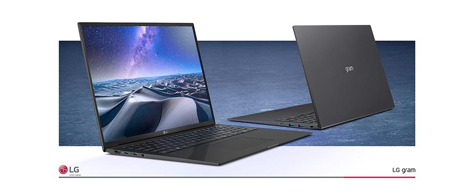 Lichte LG Gram-laptops nu ook in Nederland verkocht
